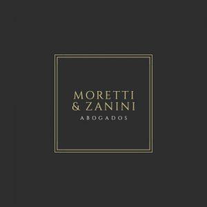 Logo estudio juridico moretti & zanini abogados