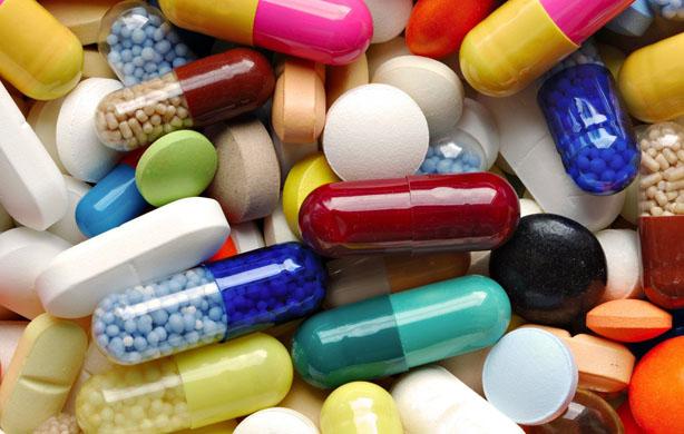 pastillas de medicamento
